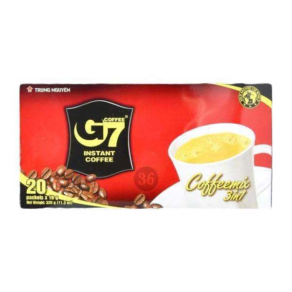 Trung Nguyen - 3in1 Kaffee-Mix, 320g