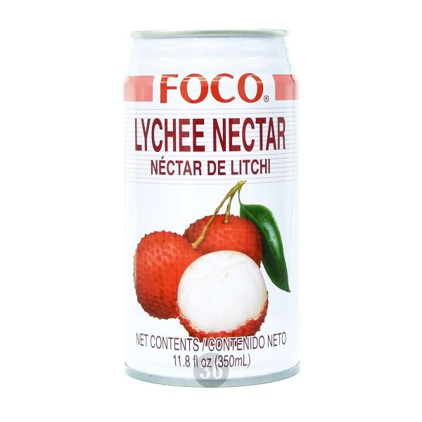 Foco - Litschinektar, 350ml