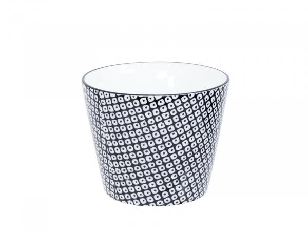 NIPPON BLACK RAINDROP CUP | Ø6,5CM | H8,3CM | 180ML