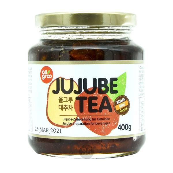 AllGroo - Jujube-Tee-Konzentrat, 400g
