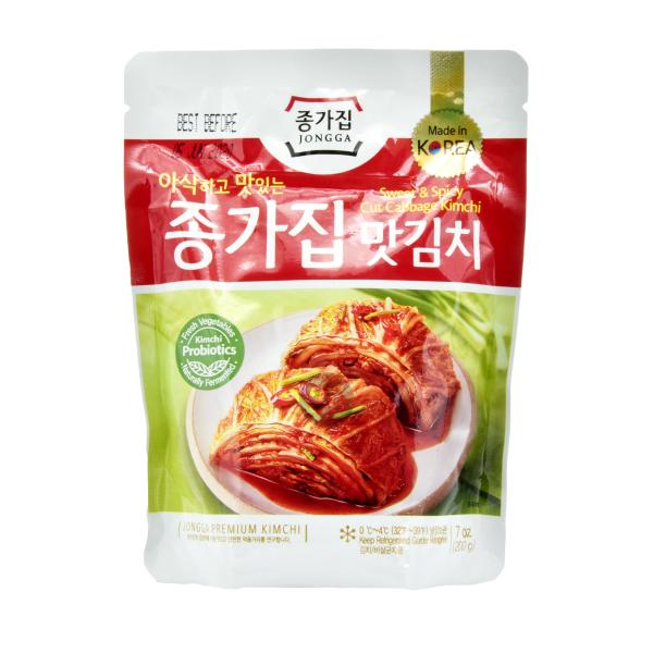 Jonga - Kimchi, 200g