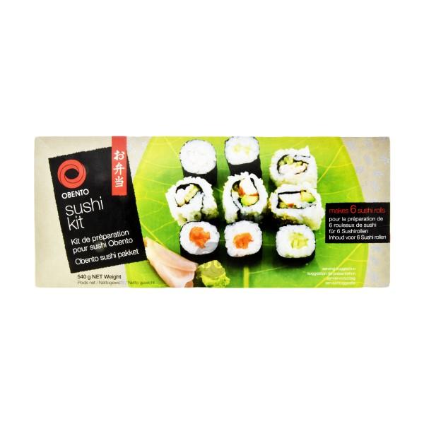 Obento - Sushi-Kit, 540g