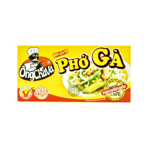 OngChaVa - Pho Ga-Mix für Brühe, 112,5g