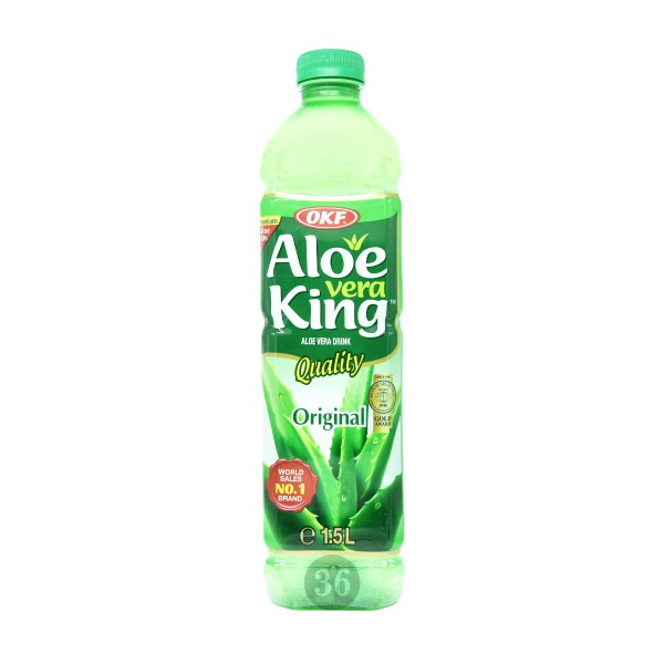 OKF - Aloe-Vera-Getränk, 1,5l