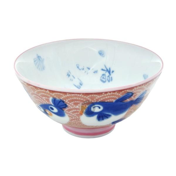"Tokyo Design - ""Kawaii Pink Fish"" Bowl, 11,2x6cm"