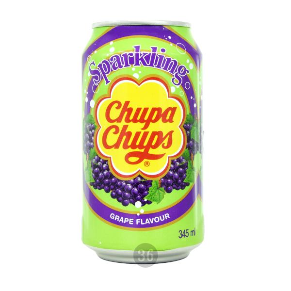 Chupa Chups - Trauben-Limo, 345ml