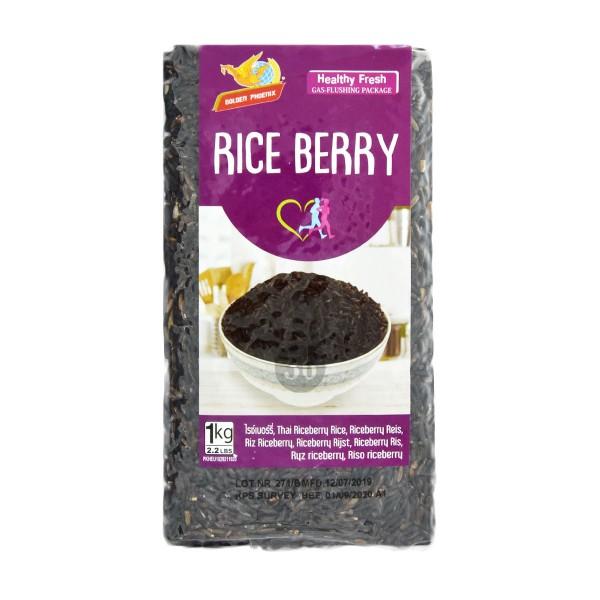 Golden Phoenix - Riceberry-Reis, 1kg