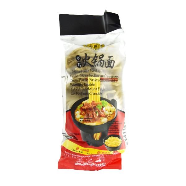 Qiu Shi - Hot Pot Pilz-Nudeln, 300g