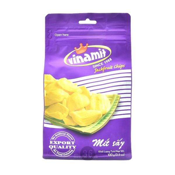 Vinamit - Jackfrucht-Chips, 100g