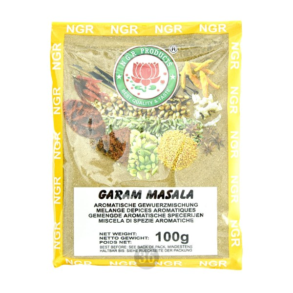 NGR - Garam Masala, 100g