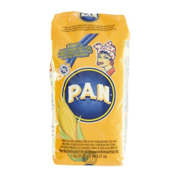 PAN - Gelbes Maismehl, 1kg