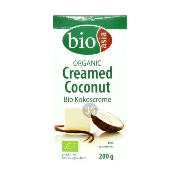 Bio Asia - Bio-Kokoscreme, 200g