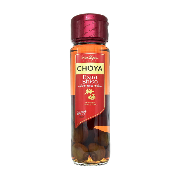 Choya - Extra Shiso Ume-Likör, 700ml