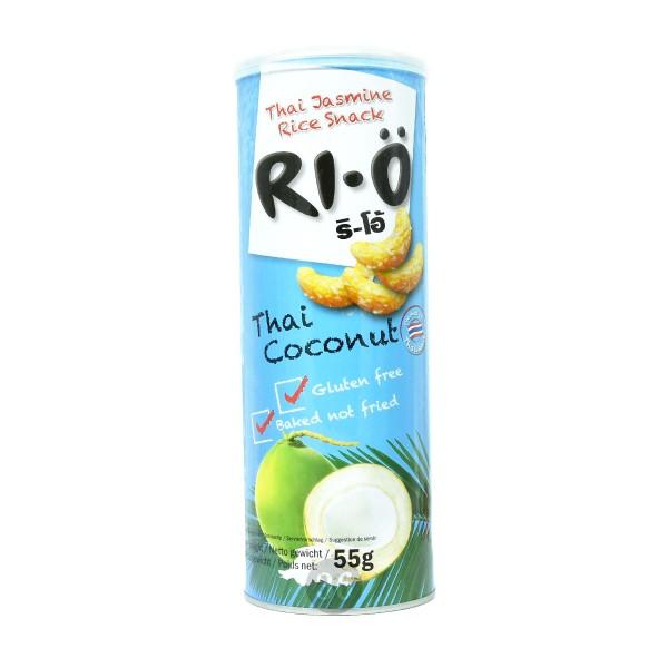 Ri-Ö - Reis-Snack mit Kokosnuss, 55g