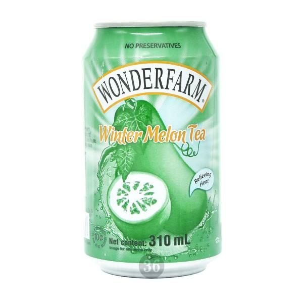 Wonderfarm - Wachskürbis-Drink, 310ml