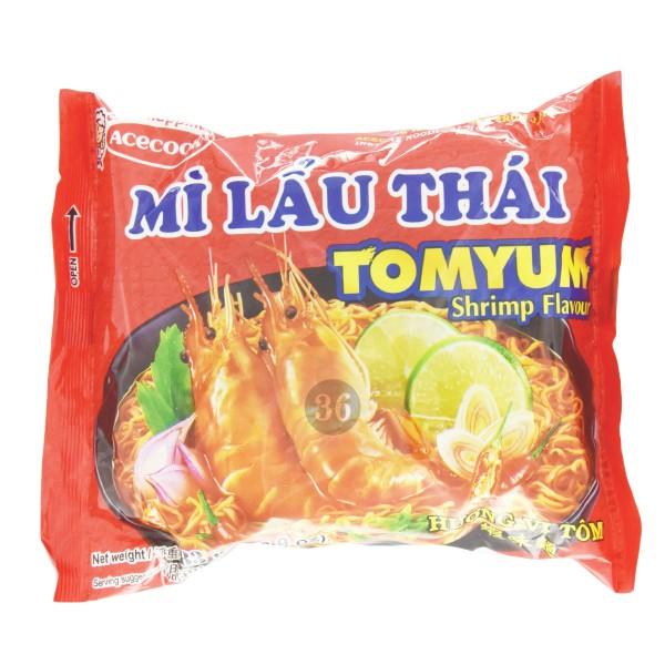 "Acecook - Instantnudeln ""Shrimp Tom Yum"", 83g"