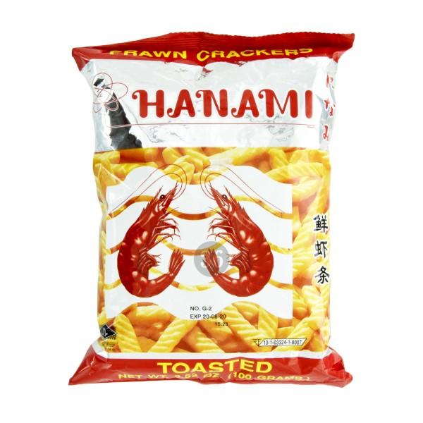 Hanami - Shrimp-Cracker, 100g