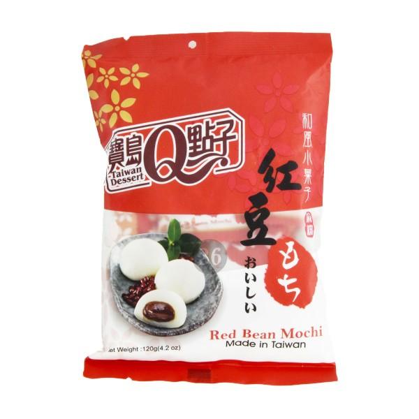 Taiwan Dessert - Rote-Bohnen-Mochi, 120g