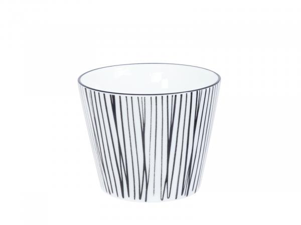 NIPPON BLACK LINE CUP | Ø6,5CM | 8,3CM | 180ML