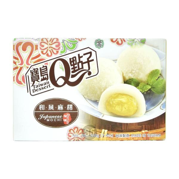 Taiwan Dessert - Durian-Mochis, 210g
