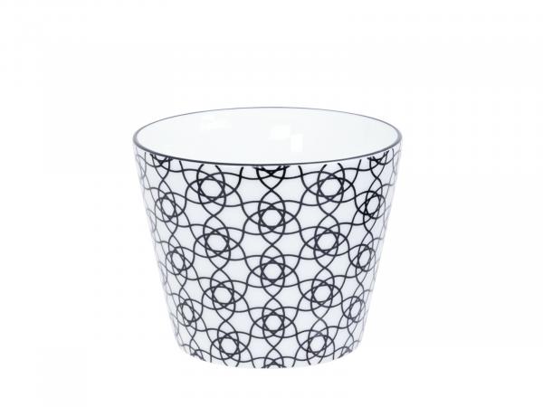 NIPPON BLACK STRIPE CUP | Ø6,5CM | H8,3CM | 180ML
