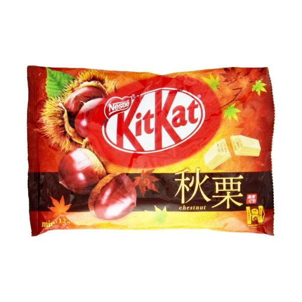 Nestle - KitKat-Kastanie, 139,2g