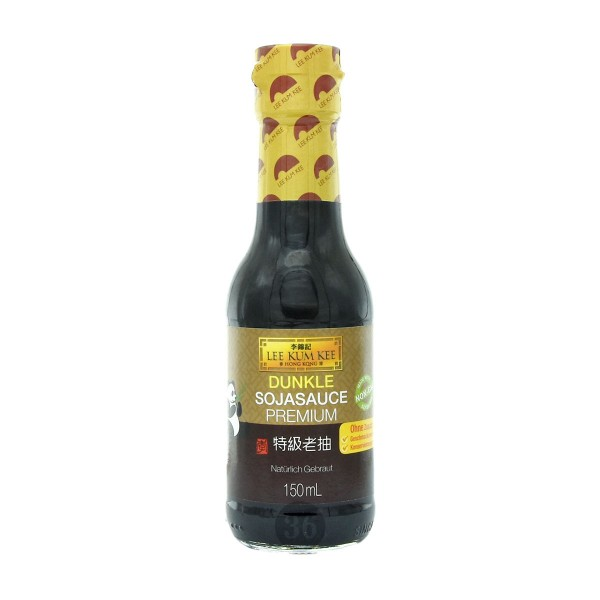 Lee Kum Kee - dunkle Premium-Sojasoße, 150ml