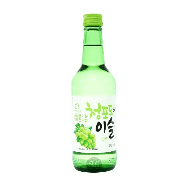 Hitejinro - Soju mit Traubengeschmack, 360ml