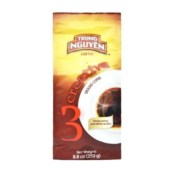 Trung Nguyen - Creative 3 - gemahlener Kaffee, 250g