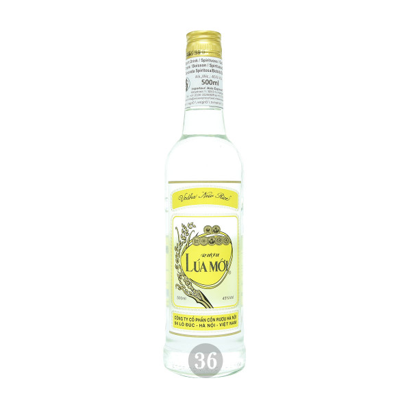 Halico - Lua Moi Vodka, 500ml