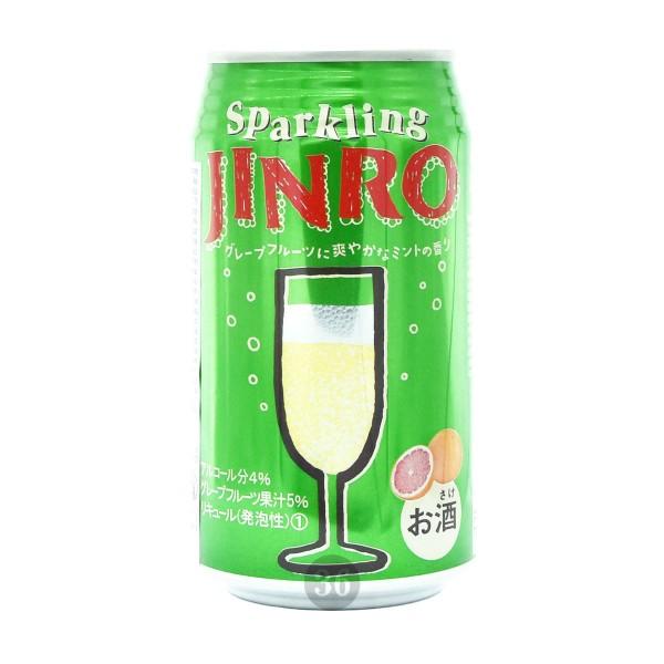 Jinro - Soju-Limonade Grapefruit, 350ml
