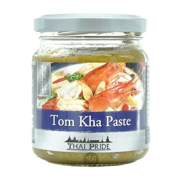 Thai Pride - Tom Kha-Paste, 195g