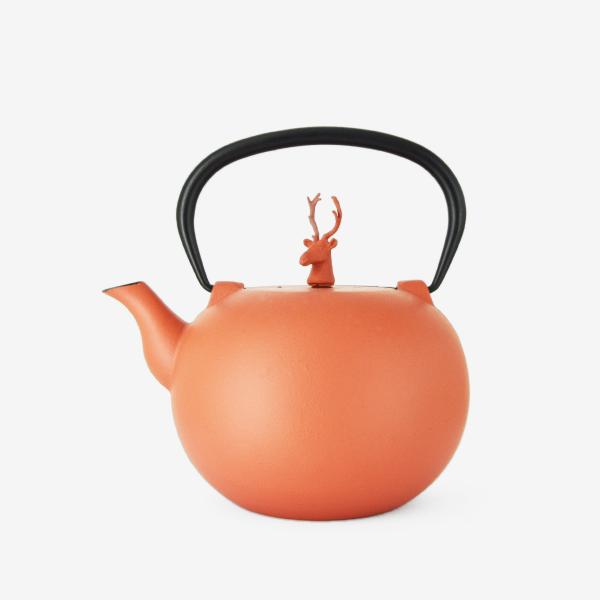 Zira Eisenkanne orange, 0,6l