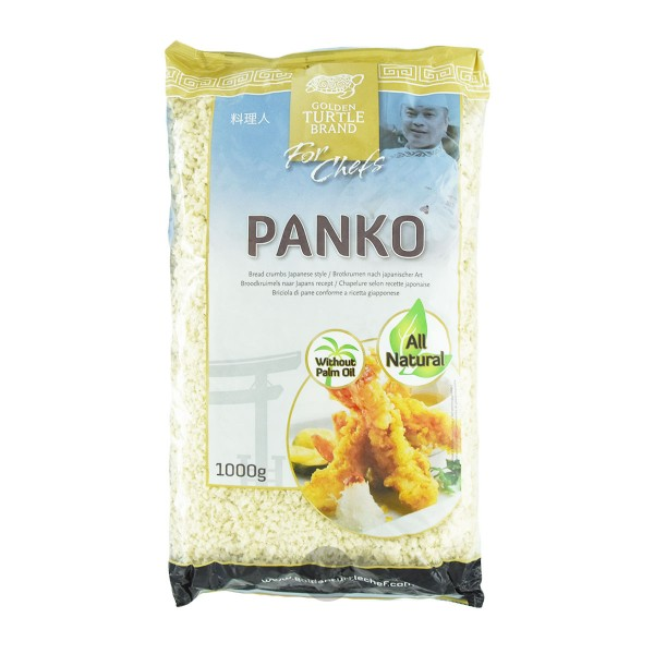 Golden Turtle - Panko Brotkrumen, 1kg