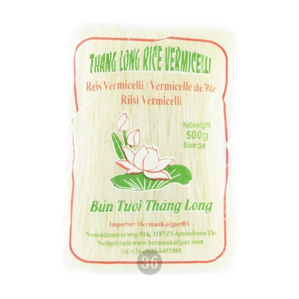 Thang Long - Vietnamesische Reisnudeln, 500g