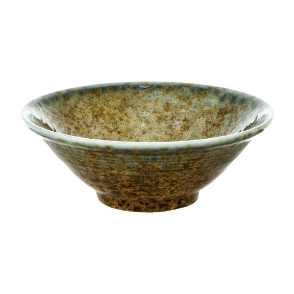"Tokyo Design - ""Minoyaki Reef Blue Mori"" Bowl, 10,7x4cm"