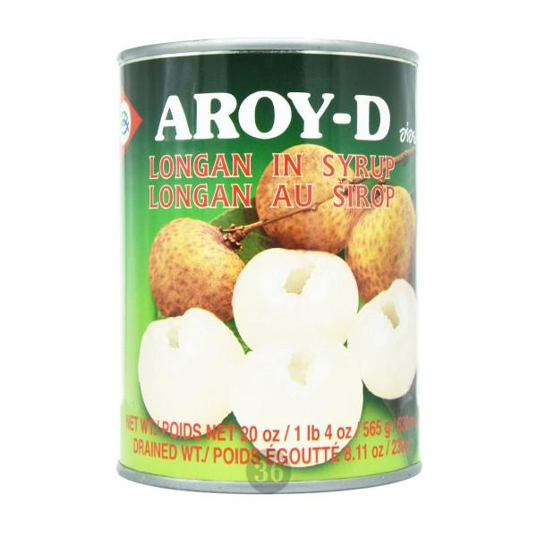 Aroy-D - Longan in Sirup, 565g