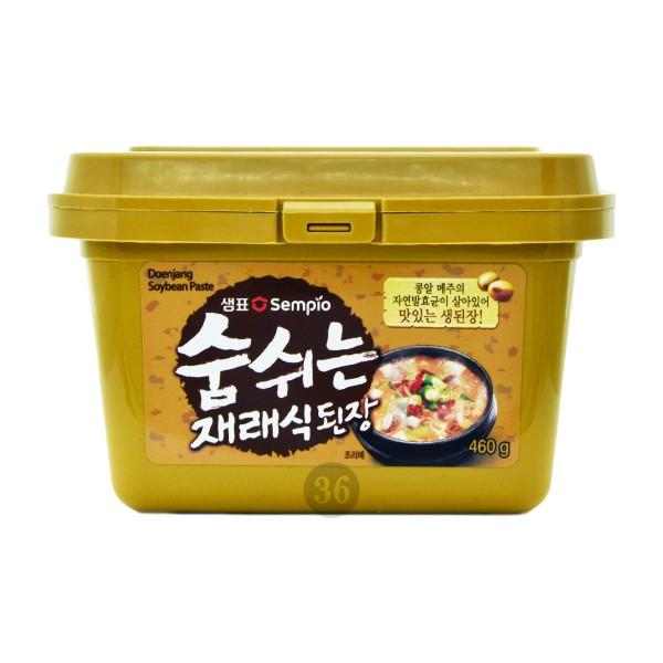 Sempio - Koreanische Sojabohnenpaste, 460g