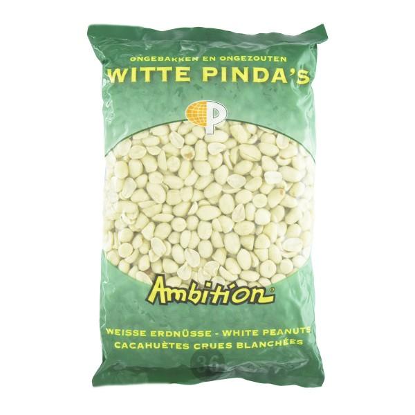 Polak - Geschälte Erdnüsse ohne Haut, 1kg