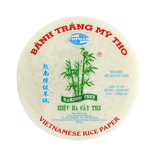 Tufoco - Reispapier für Sommerrollen, 340g