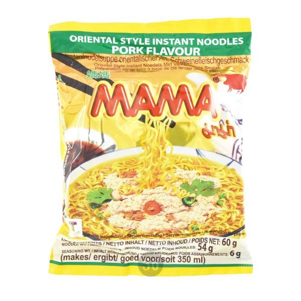 "Mama - Instantnudeln ""Oriental Pork"", 60g"