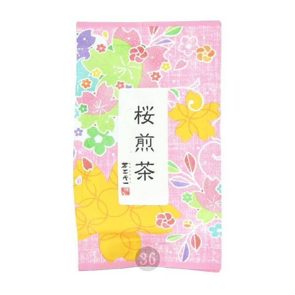 JCG - Sencha Grüntee mit Kirschblüten, 40g
