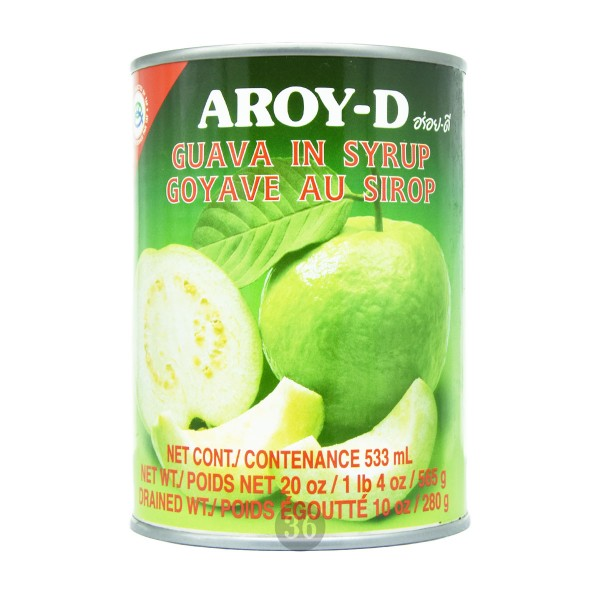 Aroy-D - Guave in Sirup, 565g