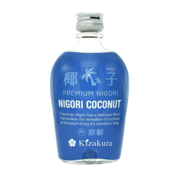 Kizakura - Coconut Nigori Sake, 300ml