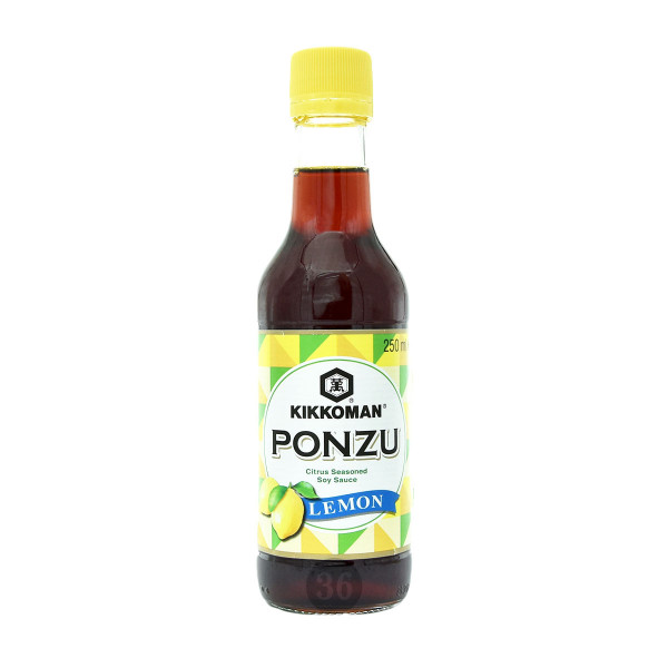 Kikkoman - Ponzu Sojasoße mit Zitrone, 250ml