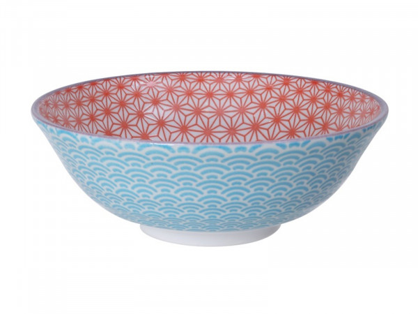"Tokyo Design - ""Karakusa"" Bowl, 15x7cm"