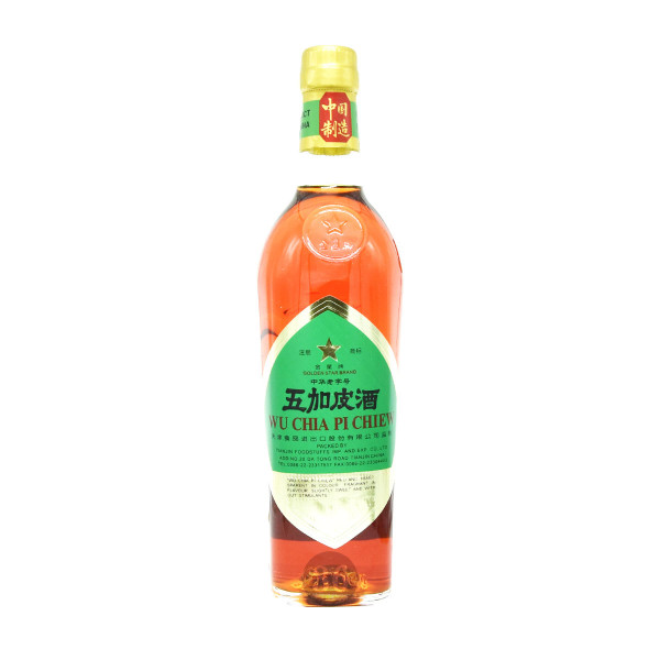 Golden Star - Wu Chia Pi Chiew, 500ml